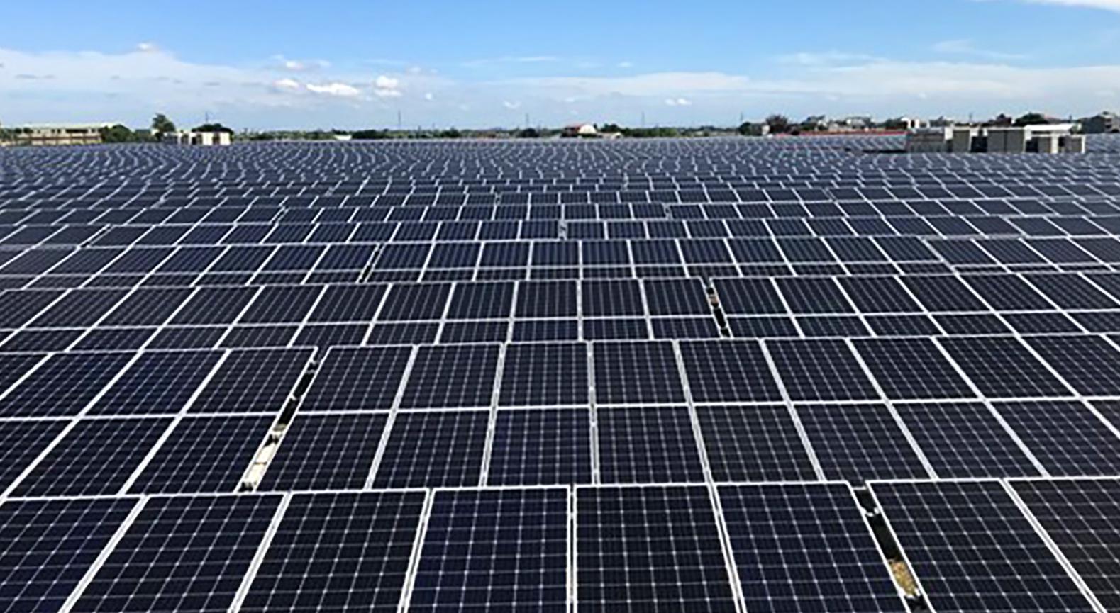 太陽能開發與服務